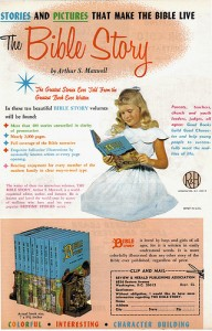 Reading to Little Ones from the Bible - Parenting Like Hannah