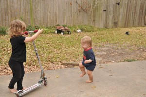 She's Breathing On Me: Dealing with Conflict - Parenting Like Hannah