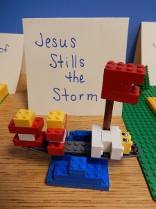 Children's Lego Bible - Parenting Like Hannah