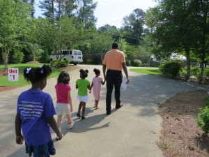 Teaching Your Children to Follow Where God Leads - Parenting Like Hannah
